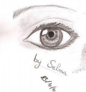 L'oeil de l'inspiration